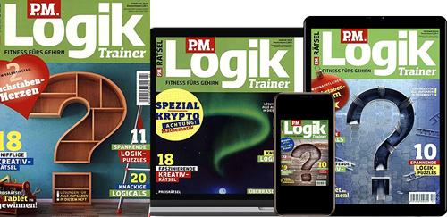 'P.M. Logik Trainer im Print-