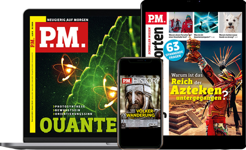 P.M.-Magazine Digital im Abo
